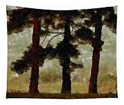 The Morning Stroll Tapestry