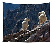 The Mountaineers Tapestry