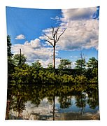 The Naked Tree Tapestry
