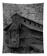 The Old Douglassville Hotel Tapestry