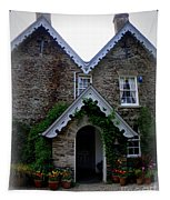 The Old Rectory At St. Juliot Tapestry