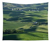 The Palouse 1 Tapestry