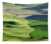 The Palouse 2 Tapestry
