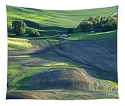 The Palouse 3 Tapestry