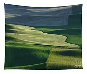 The Palouse 4 Tapestry