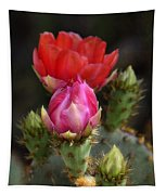 The Prickly Beauty  Tapestry