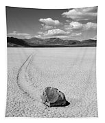 Death Valley California The Racetrack 2 Tapestry