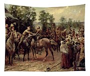 The Relief Of Ladysmith On 27th February 1900 Tapestry