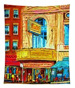 The Rialto Theatre Tapestry