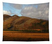 The Richardson Mountains At The Arctic Tapestry