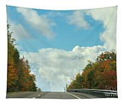 The Road To Heaven Tapestry