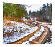 The Road To Spring Tapestry