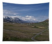 The Road To The Great One Tapestry