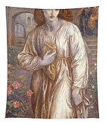 The Salutation  Tapestry