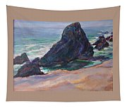 The Seal Rock March Tapestry