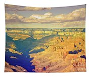 The Shadows In The Canyon Tapestry