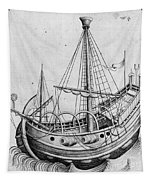 The Ship, C1470 Tapestry