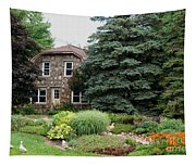 The Stone Cottage Tapestry