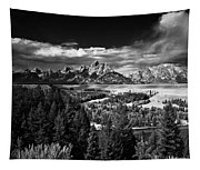 The Tetons Tapestry