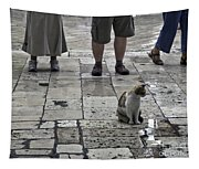 The Tourists Tapestry