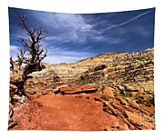 The Trail Ahead Tapestry
