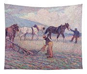 The Turn - Rice Plough Tapestry