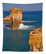 The Twelve Apostles In Port Campbell National Park Australia Tapestry
