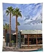 The View Palm Springs Tapestry