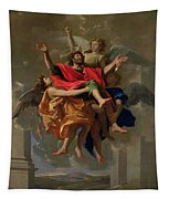 The Vision Of St. Paul Tapestry