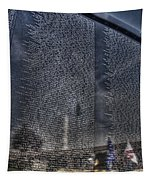 The Wall That Heals Tapestry