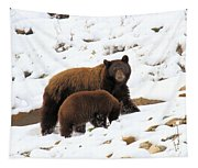 The Winter Guide Tapestry