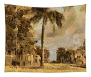 The Wonder Of Fort Pierce Tapestry