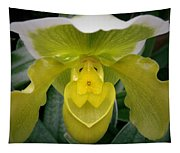 The Yellow Orchid Tapestry