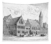 Theological Seminary, 1884 Tapestry