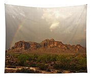 There's Gold At The End Of The Rainbow Tapestry