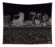 This City Is Rockin' Tapestry