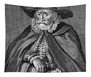 Thomas Hobson (1544-1631) Tapestry