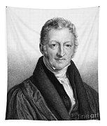 Thomas Robert Malthus Tapestry