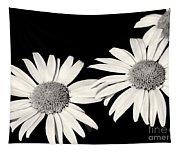 Three Daisy Amigos Tapestry