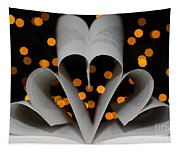 Three Hearts Tapestry