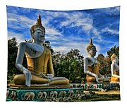 Three Of A Kind Tapestry