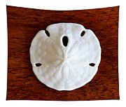 Three Sand Dollars Tapestry