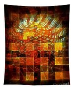 Through The Windows Tapestry