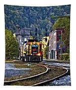Thurmond Wv Train Tapestry