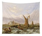 Tilbury Fort - Wind Against The Tide Tapestry