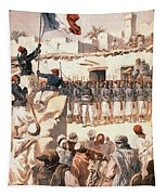 Timbuktu, 1894 Tapestry