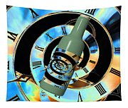 Time In A Bottle Tapestry