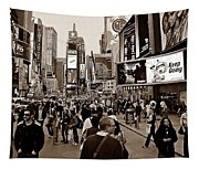 Times Square New York S Tapestry