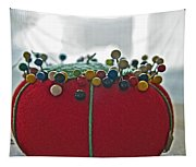 Tomato Pins II Tapestry