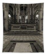 Tomb Of William The Conqueror Tapestry
